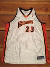 Vtg🔥 Reebok Nba Golden State Warriors Jason Richardson Authentic Sewn Jersey 56
