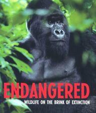 Endangered: Wildlife on the Brink of Extinction,George C. Mcgavin