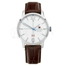 NIB Tommy Hilfiger 1791217 George White Dial Men's Watch