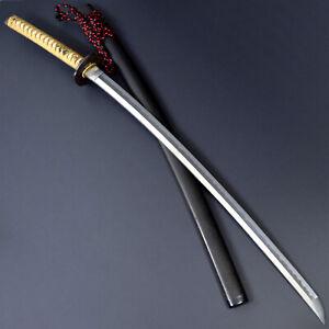 ANTIQUE NIHONTO JAPANESE LONG SWORD KATANA SUKETADA 祐忠 signed w/KOSHIRAE 70.0cm