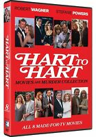 HART TO HART Movies Are Murder Collection - 8 Films NEW 4 DVD BOXSET UK REGION 1
