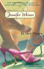 In Her Shoes by Jennifer Weiner.  New York Times Bestseller.