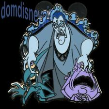 Disney Pin *Villain & Sidekick* Collection - Hades, Pain & Panic!
