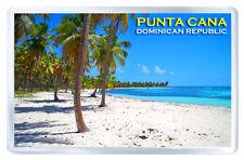 PUNTA CANA DOMINICAN REPUBLIC MOD3 FRIDGE MAGNET SOUVENIR IMAN NEVERA
