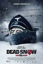 """DEAD SNOW Movie Poster [Licensed-NEW-USA] 27x40"""" Theater Size Zombie Nazis"""