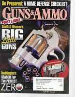 Guns & Ammo Handguns Magazine February 2004 Smith & Wesson's Big Little Guns