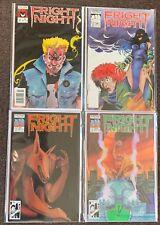 4 Fright Night #2,16,21,22 NOW Comics lot