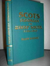 Scots in Georgia And The Deep South 1735-1845 Genealogy Book