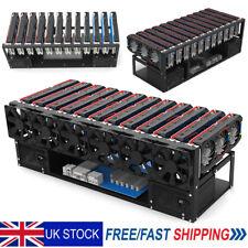 More details for 12 gpu miner 6-8-12 gpu 29in mining rig frame computer case for ethereum rvn ltc