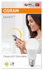 Two OSRAM Smart+ LED ZigBee Lamp E27 Warm White Dimmable Comp Echo Philips Hue
