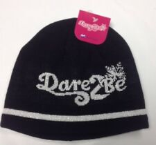 DARE 2 BE LADIES KELOWNA WINTER BEANIE BLACK DWC150