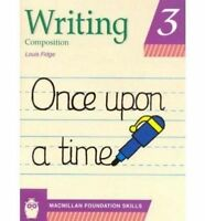 Primary Foundation Skills: Writing 3. Pupil's Book by Fidge, Louis (Paperback bo