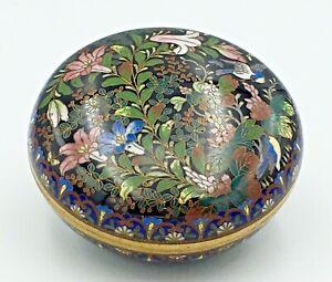 Outstanding Japanese Meiji Namikawa Yasuyuki Style Cloisonne,signed.