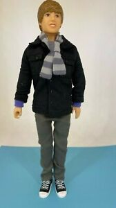 """Justin Bieber - Celebrity Music - Singing """"One Time"""" - Toy Doll"""