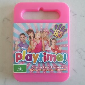 Hi-5: Playtime! - Region 4 DVD - Free Tracked Post