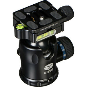 Sirui K-20x K20X Ball Head with Arca type Quick Release Plate