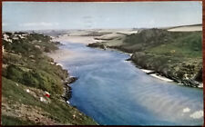 Newquay, River Gannel. Post Card
