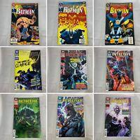 ( Lot Of 9 )Detective Comics #659, 661, 667, 983-987 Annual 1 2018 DC Comics