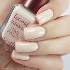 Barry M Coconut Infusion Nail Polish in skinny dip - 10ml