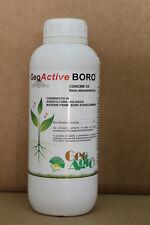 GeoActive Boro concime allegagione olivo 1Lt pari a 1,4 Kg agricoltura biologica
