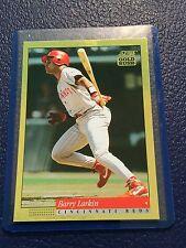 *Rare* 1994 Score GOLD Rush #74  Barry Larkin HOF Reds  NM/MT