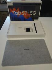 Samsung Galaxy Tab S7+ 128GB 5G T-Mobile 12.4 in - Mystic Black FINANCED