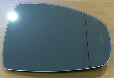 Audi A1 Wing Mirror Glass (Driver)
