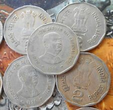 10 Coins LOT  1996 - SARDAR VALLBHBHAI PATEL -  2 Rs - Commemorative Coin INDIA