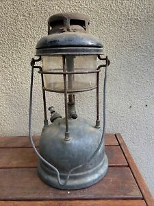 Old Tilley Pressure Lamp Or Australian Made Type - Interesting Lantern Barn Find