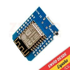D1 Mini - ESP8266 Arduino  [ NodeMcu 4M - Lua WiFi IoT - Wemos - ESP12E CH340 ]