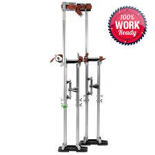 "Drywall Stilts Painters Walking Taping Finishing Tools - Adjustable 36"" - 48"""