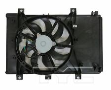 TYC 623640 Dual Rad&Cond Fan Assy for Scion iA 2016-2017 Models