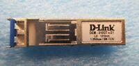 D-Link DEM-310GT 1.25Gb/s SX 850nm LC 1000Base-SX SFP Transceiver Module