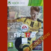 FIFA 17 Xbox 360 ~ PAL~ PEGI 3+ TR Import - Game in English - Brand New & Sealed