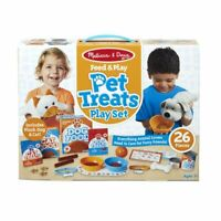 Melissa & Doug Feed & Play Pet Treats Play Set - 18567 - NEW!