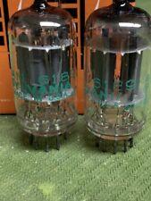 Premium Matched Pair Tube Amp Doctor Nos Usa 6189W 2Au7 12Au7A Ecc82 Tad Matched