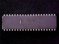 D8255A-5 - Intel Programmable Peripheral Interface D8255A5 8255 (CERDIP-40)