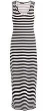 Unbranded Polyester Casual Dresses Stripes