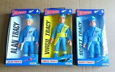 "Multi-List Selection Of Matchbox Thunderbirds 9"" Action Figures 1994 Free Uk P/P"