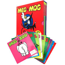 Meg and MOG Collection 10 Childrens Picture Books Set Limited Stock