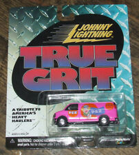 Johnny Lightning True Grit Series 1 PEZ GMC van 392-01 USA IMPORT