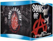 SONS OF ANARCHY - intégrale des 6 saisons // coffret BLU-RAY neuf