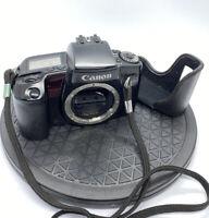 Canon EOS 100 SLR Film Camera Body - In Great Condition with Strap ,Bottom Case.
