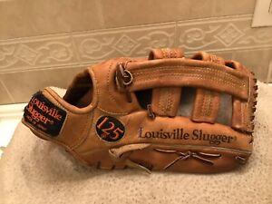 "Louisville Slugger G125-2 125 Series 13.25"" Baseball Softball Glove Right Throw"