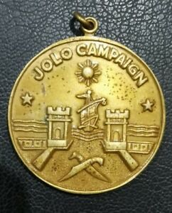 PHILIPPINES: JOLO CAMPAIGN MEDAL