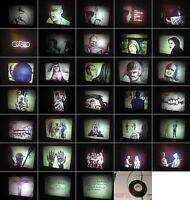 16mm Film-Filmkunst-Trickfilm-Espolio Kreuzigung von Sydney Goldsmith,Canada