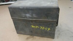 Model T Ford Coil Box - Good Wood MT-7094