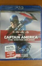 Captain America: The Winter Soldier  BLU RAY  + Digital HD NS