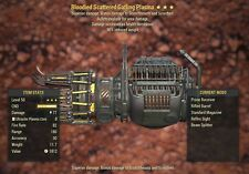 Fallout 76 (PC) Bloodied Scattered Gatling Plasma