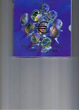 Muntsets Finland 1999/2000/2001 BU  drie jaarsets
